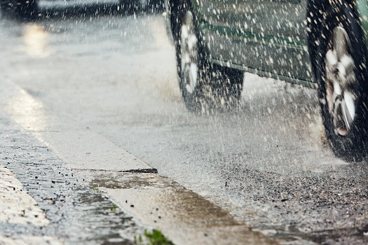 5 Tips on Driving Safely During a Rain in San Diego, CA