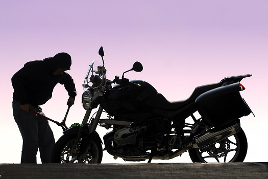 4 Tips for Preventing Motorcycle Theft in San Diego, CA