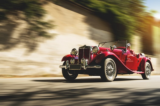 Care Tips for a Classic Car in San Diego, CA