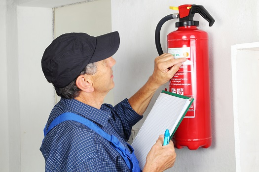 Fire Extinguisher Inspection, Homeowners Insurance San Diego
