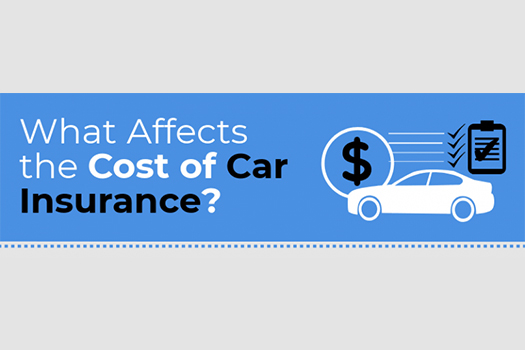 What Affects the Cost of Car Insurance? [Infographic]
