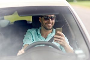 Causes of Distracted Driving in San Diego, California