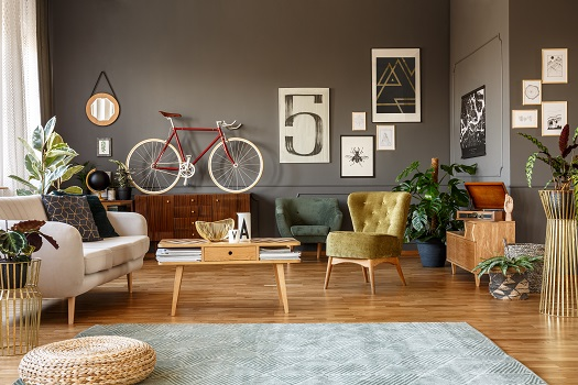 How to Show Creativity in Your Apartment in San Diego, CA