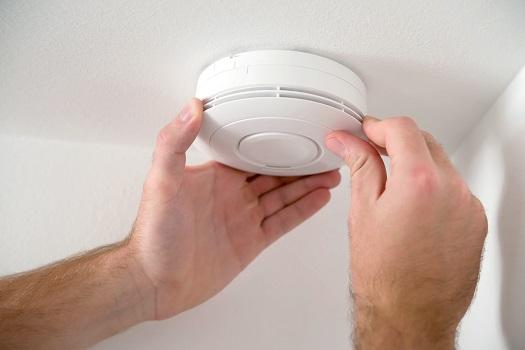 Smoke Detectors for Home, Homeowners Insurance San Diego