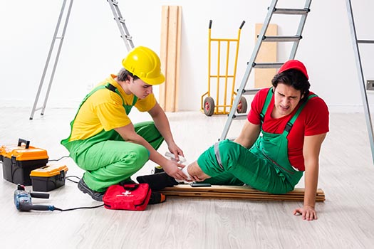 Who Is Responsible for Injuries to a Contractor in San Diego, CA