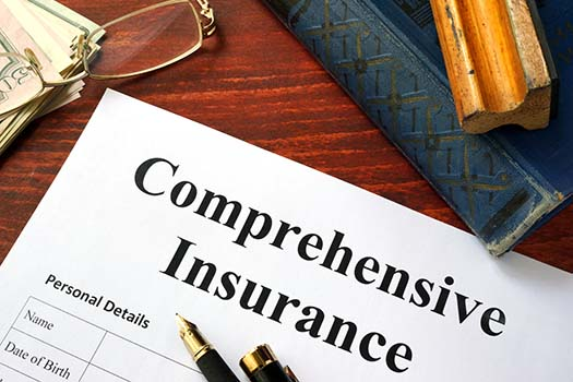Comprehensive Insurance Vs Full Coverage Insurance, San Diego, CA