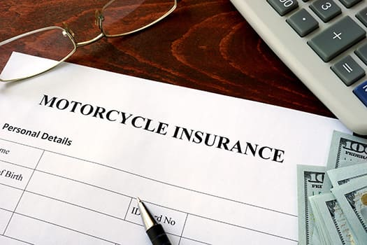 Motorcycle Insurance Rates in San Diego, California