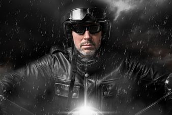 Why is It Dangerous to Ride My Motorcycle While It's Raining in San Diego, CA