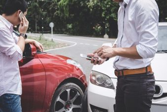 Does a Small Fender Bender Raise Your Insurance in San Diego, CA